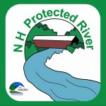 NH Protected River sign graphic