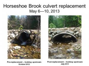 Horseshoe Brook culvert replacement2