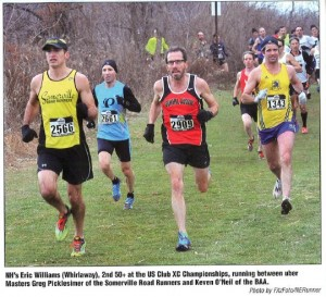 Eric featured in New England Runner Magazine 2015